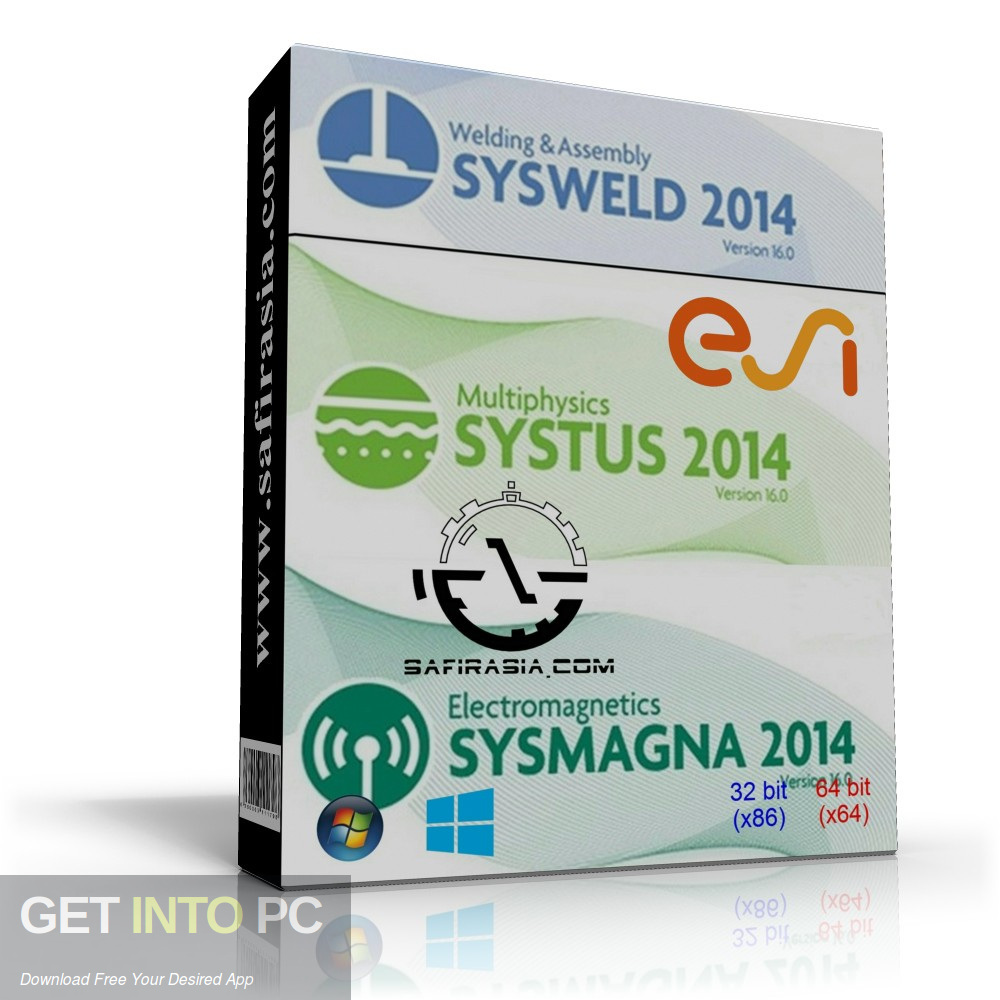 ESI SysWorld (SysWeld SysTus SysMagna) 2014 Free Download-GetintoPC.com