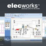 Download Elec Works 2009 for SolidWorks