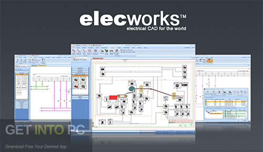 Elec Works 2009 for SolidWorks Free Download-GetintoPC.com