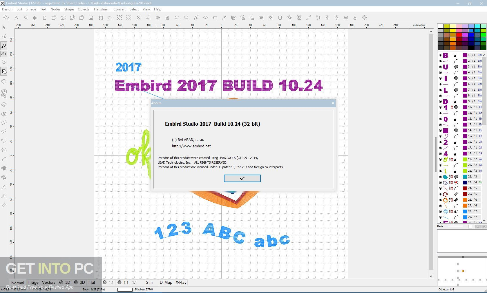 Embird 2017 Offline Installer Download-GetintoPC.com