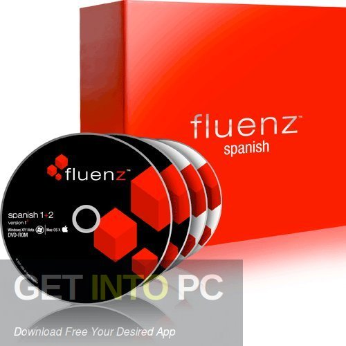 Fluenz Spanish Fluent Spanish Language Course Free Download-GetintoPC.com