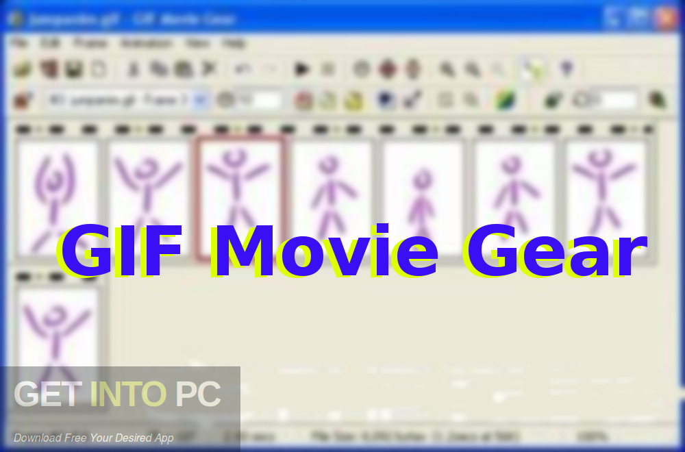GIF Movie Gear Free Download-GetintoPC.com