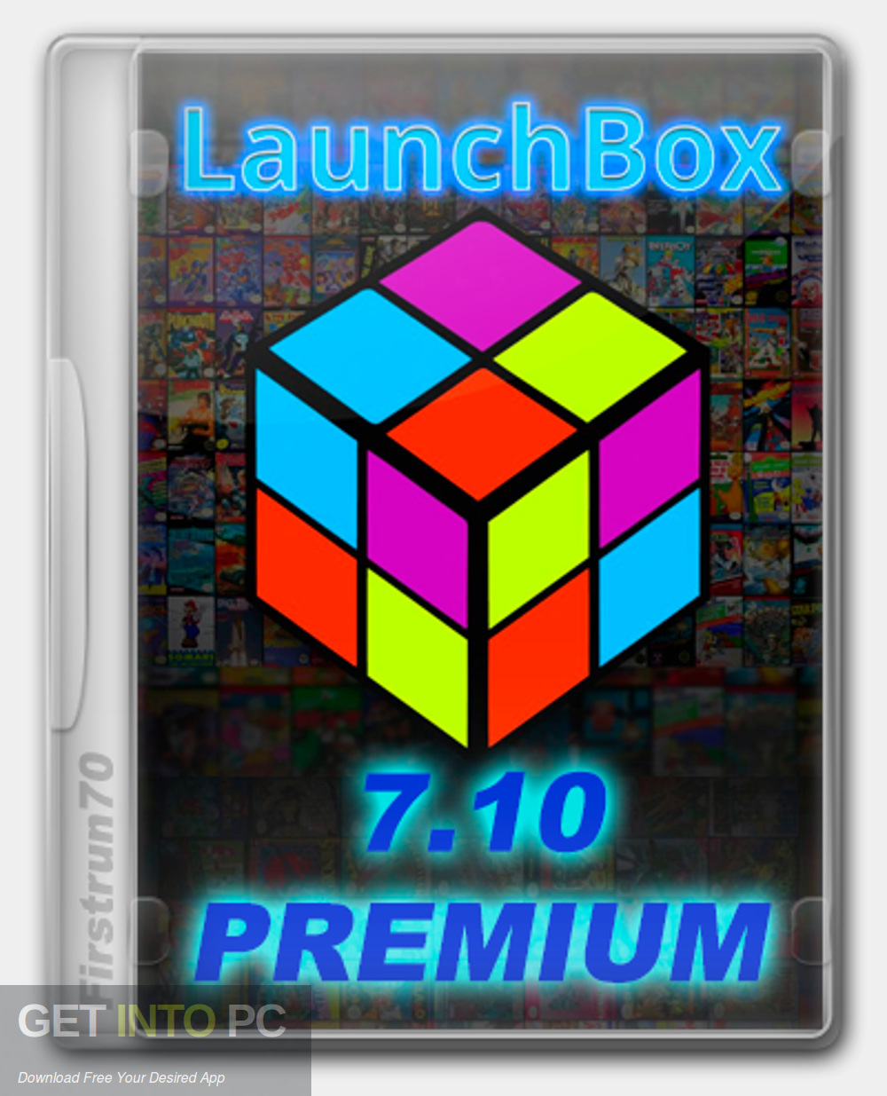 LaunchBox Premium 2017 Free Download-GetintoPC.com