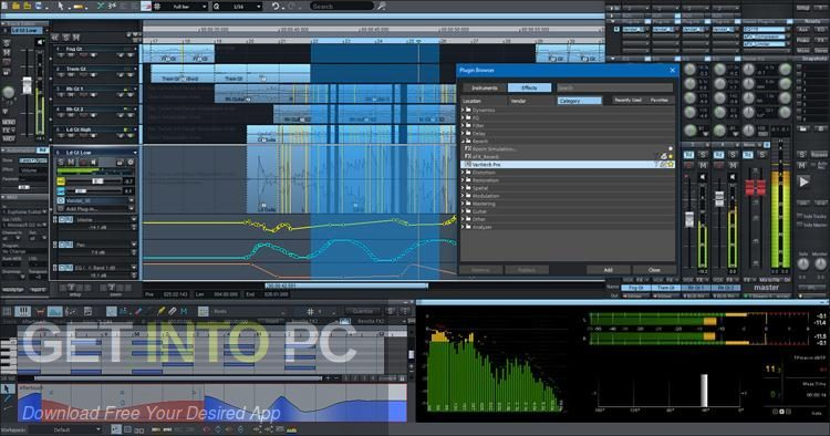 MAGIX Samplitude Pro X4 Suite Latest Version Download-GetintoPC.com