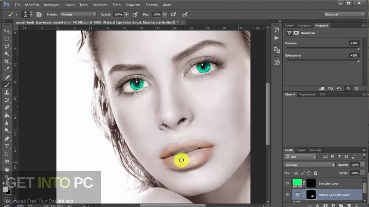 Magic Retouch Pro Photoshop Plugin Direct Link Download-GetintoPC.com