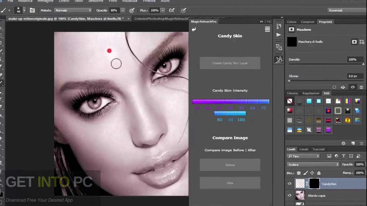 Magic Retouch Pro Photoshop Plugin Offline Installer Download-GetintoPC.com
