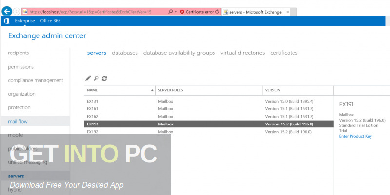 Microsoft Exchange Server 2019 Offline Installer Download-GetintoPC.com