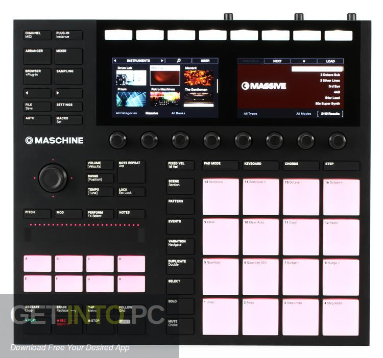 Native Instruments Maschine Direct Link Download-GetintoPC.com