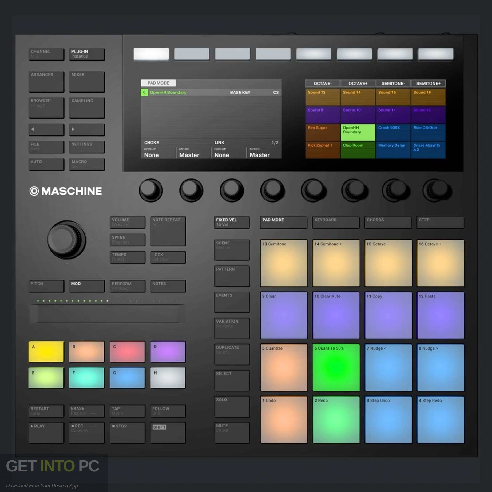 Native Instruments Maschine Offline Installer Download-GetintoPC.com
