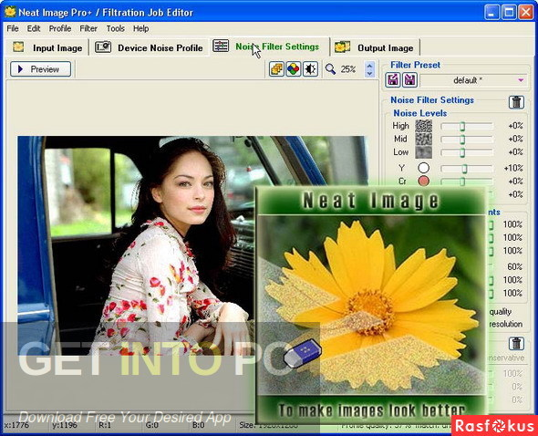 Neat Image Pro Plus 2011 Latest Version Download-GetintoPC.com