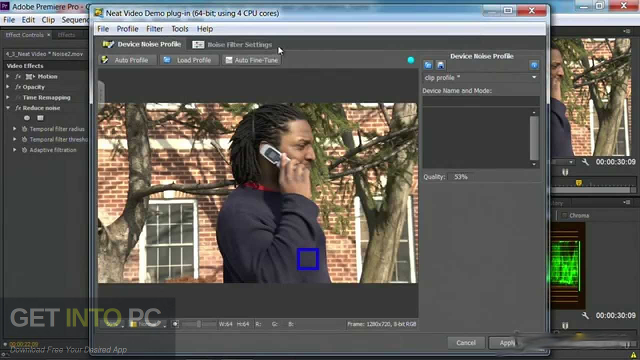 Neat Video Pro for Premiere Pro Direct Link Download-GetintoPC.com