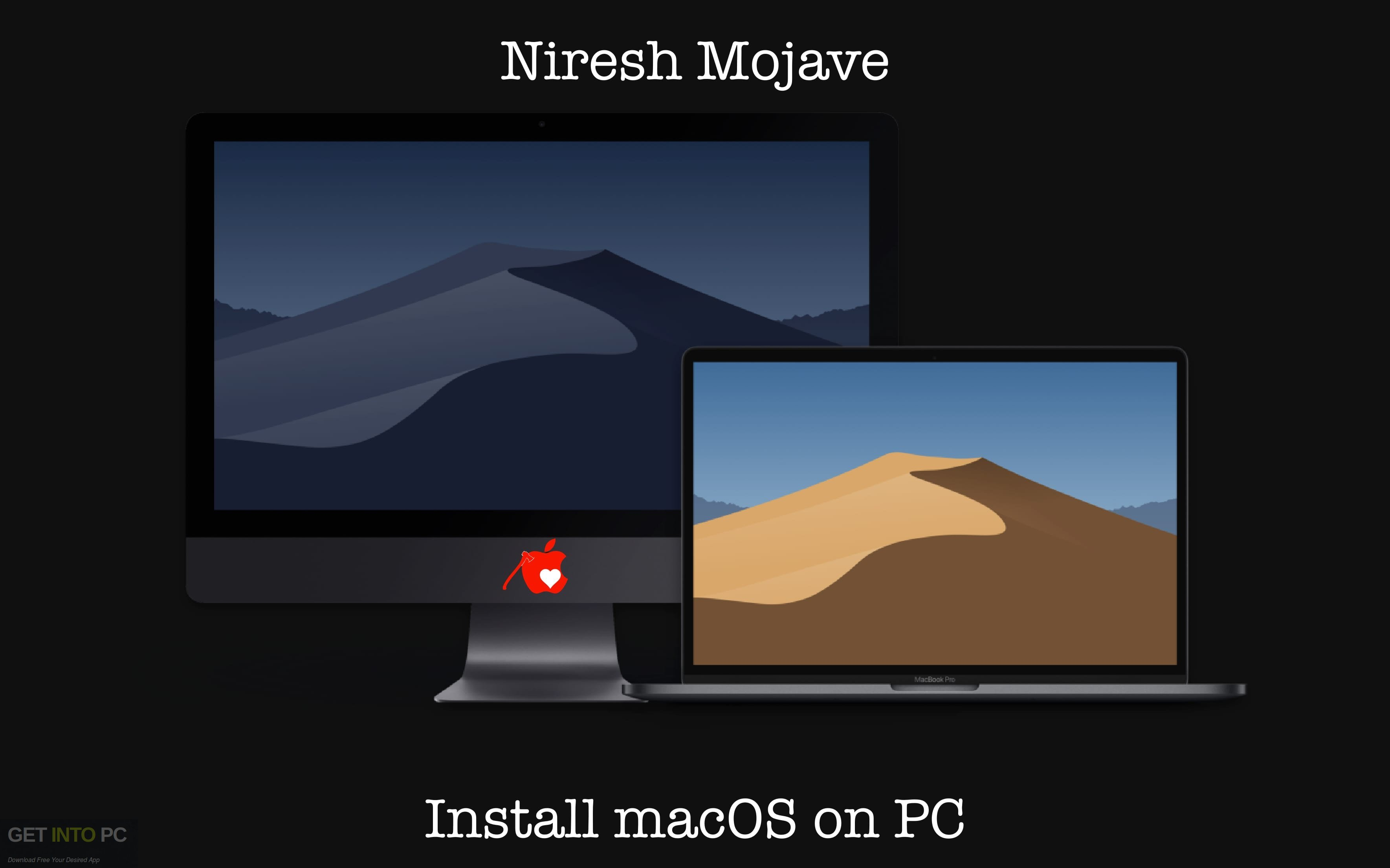 Niresh Mojave Hackintosh DMG Free Download-GetintoPC.com