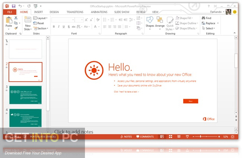 Office 2013 Professional Plus Apr 2019 Direct Link Downloa-GetintoPC.com
