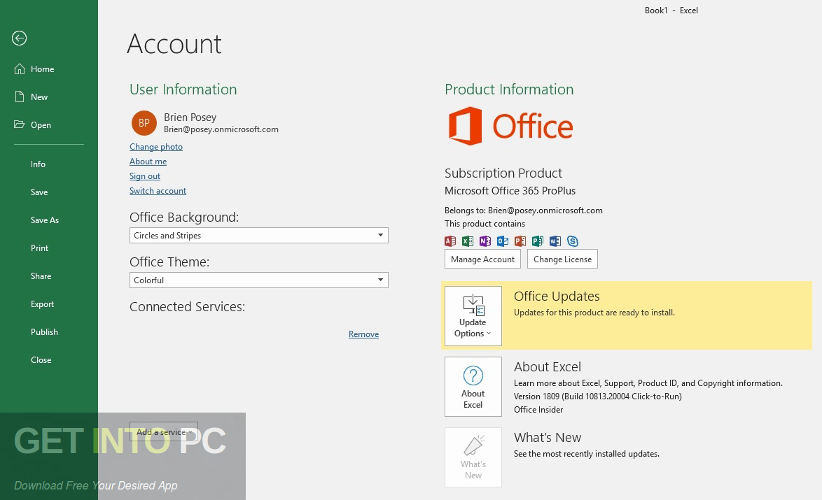 Office 2019 Professional Plus Apr 2019 Offline Installer Download-GetintoPC.com
