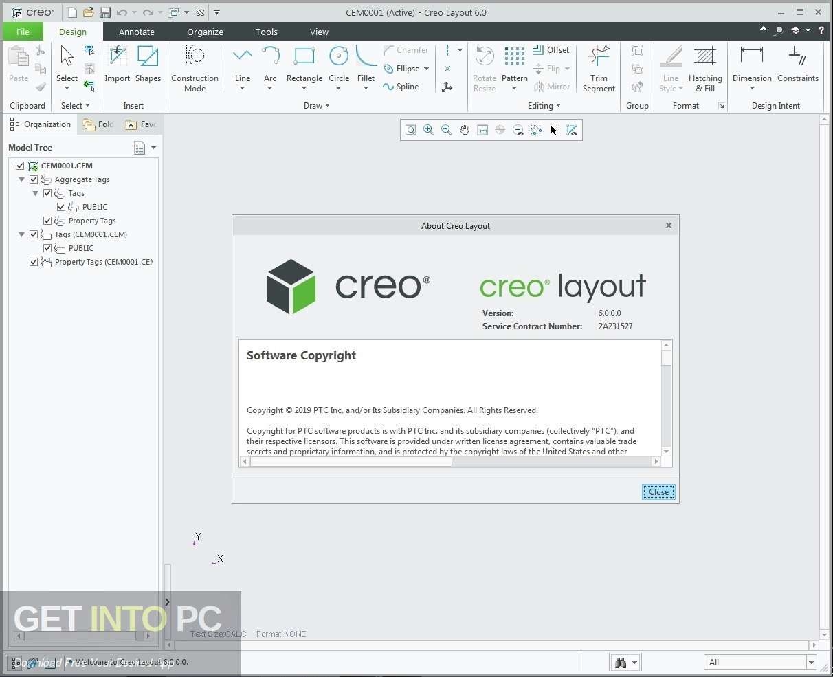 PTC Creo 6 Latest Version Download-GetintoPC.com