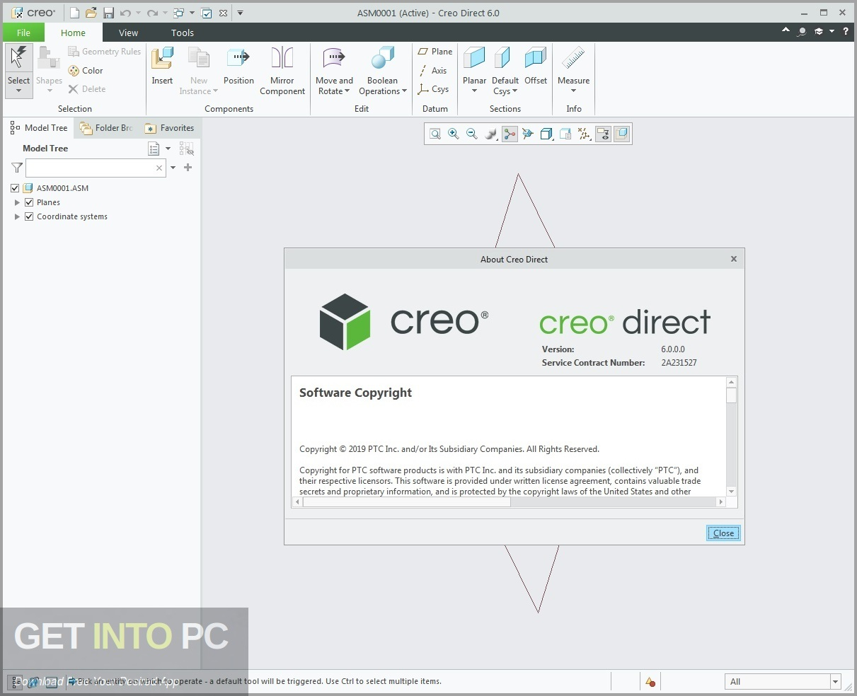 PTC Creo 6 Offline Installer Download-GetintoPC.com
