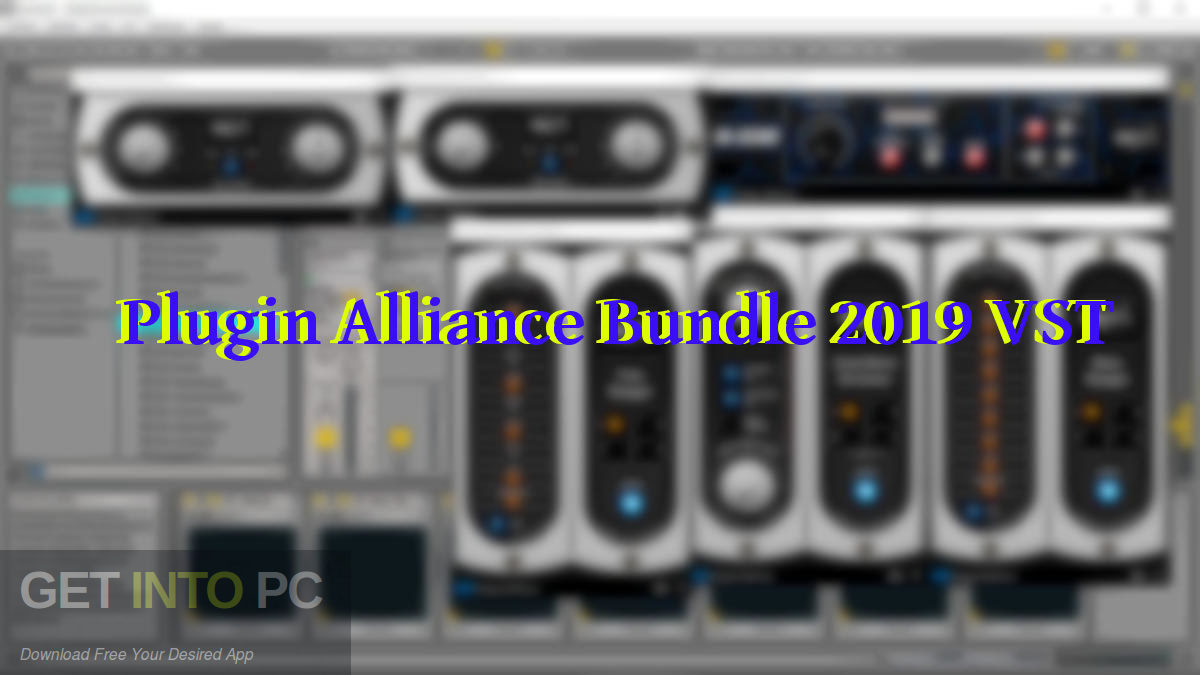 Plugin Alliance Bundle 2019 VST Free Download