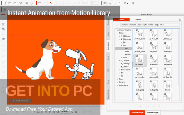 Reallusion CrazyTalk Animator for Mac Latest Version Download-GetintoPC.com