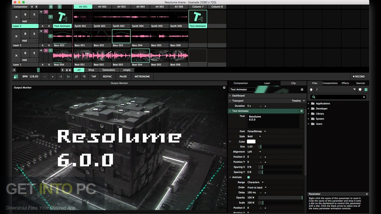 Resolume Arena 6 Free Download