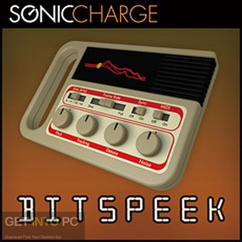 Sonic Charge Bitspeek VST Free Download-GetintoPC.com