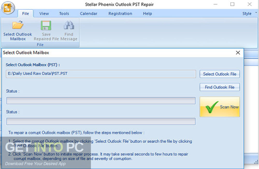 Stellar Phoenix Deleted Email Recovery 2015 Latest Version Download-GetintoPC.com