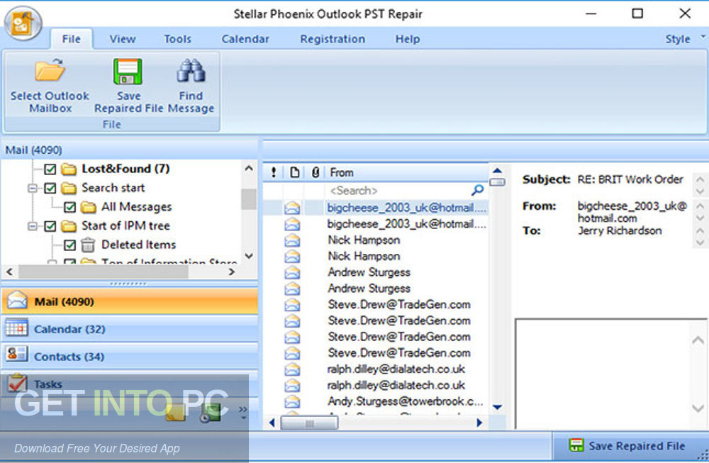 Stellar Phoenix Deleted Email Recovery 2015 Free Download