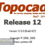 TopoCAD 2009 Free Download