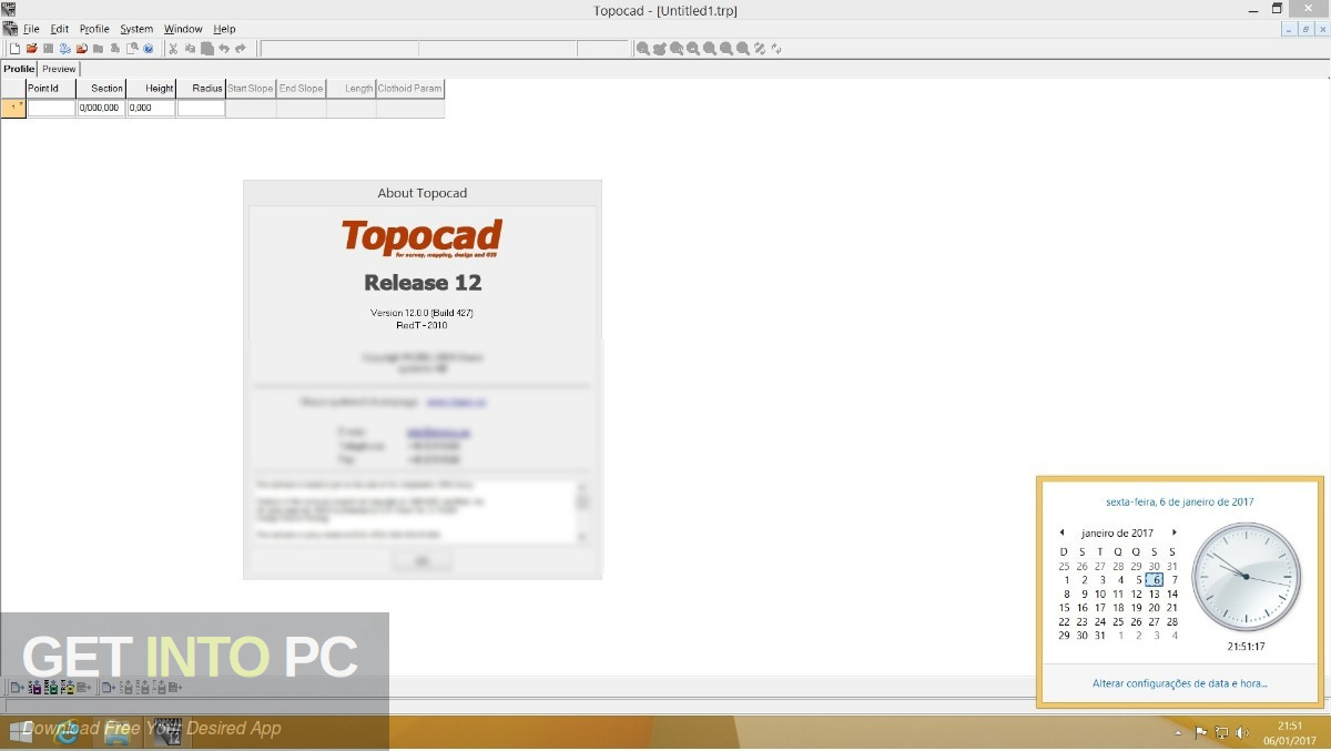 TopoCAD 2009 Offline Installer Download-GetintoPC.com