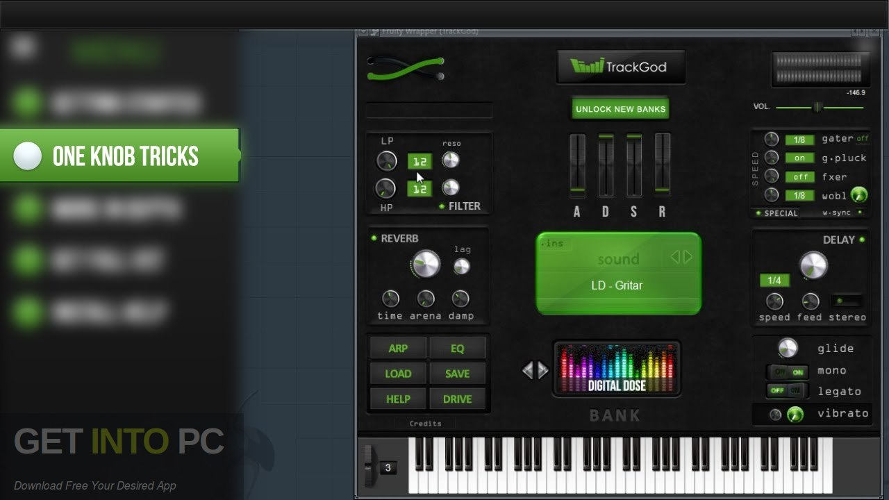 TrackGod VST Latest Version Download-GetintoPC.com