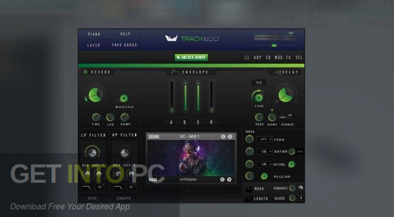 TrackGod VST Offline Installer Download-GetintoPC.com