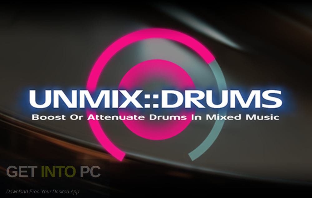 UNMIX DRUMS VST Free Download-GetintoPC.com