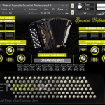Virtual Acoustic Accordion KONTAKT Free Download