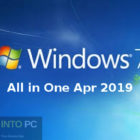Windows 7 All in One Apr 2019 Free Download-GetintoPC.com