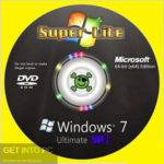 Windows 7 Super Lite Edition April 2019 Free Download