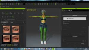 iClone Character Creator 2016 + Essential Pack Bundle Free Download