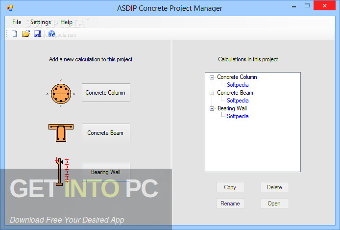 ASDIP Structural Concrete 3.3.5 Latest Version Download-GetintoPC.com