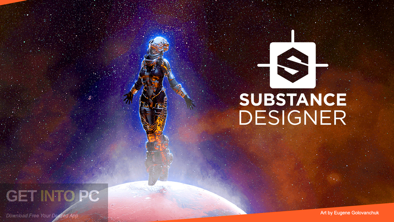 Allegorithmic Substance Designer 2019 Latest Version Download-GetintoPC.com