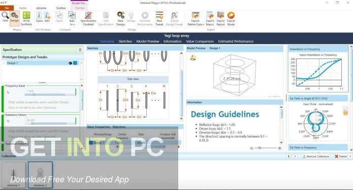 Antenna Magus Professional 2019 Latest Version Download-GetintoPC.com