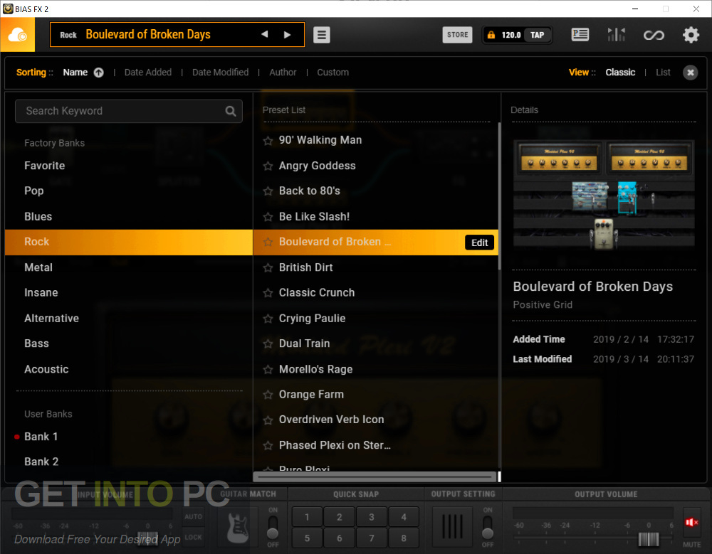 BIAS FX 2 VST Latest Version Download-GetintoPC.com