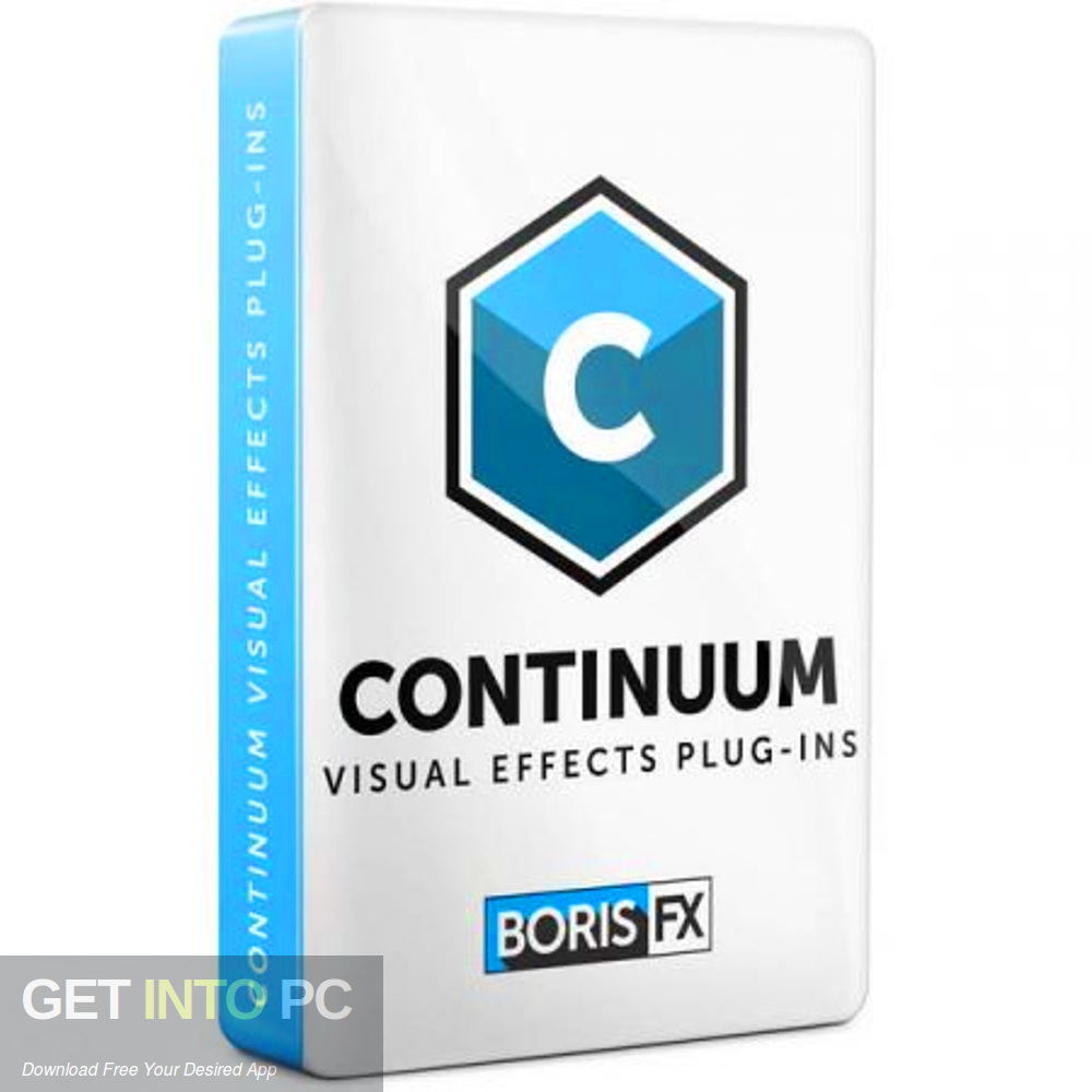 Boris FX Continuum Complete 2019 Free Download-GetintoPC.com