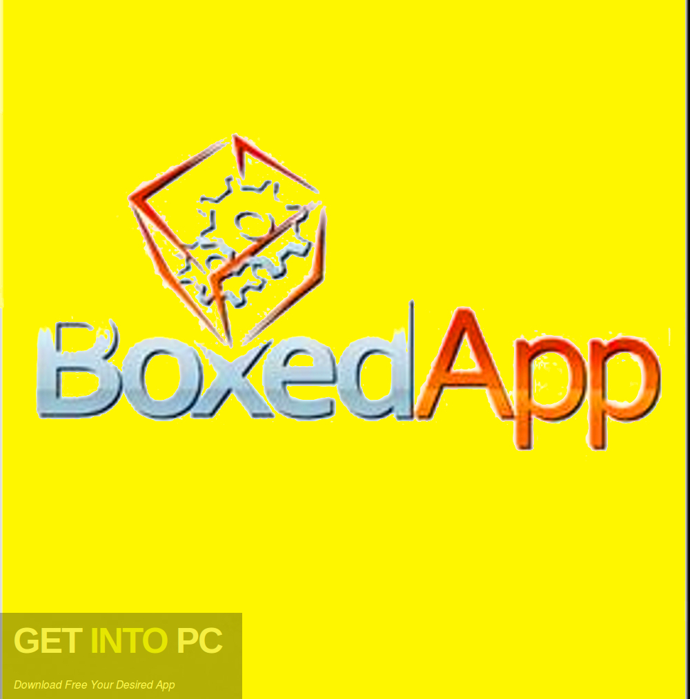 BoxedApp Packer 2018 Free Download-GetintoPC.com