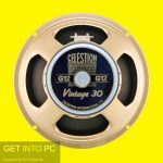 Celestion Impulse Responses – Vintage 30 Sound Library Download