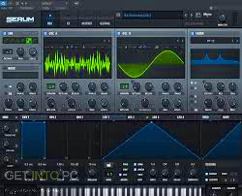 Download Cymatics - Helix for Xfer Records Serum (SYNTH PRESET) with
