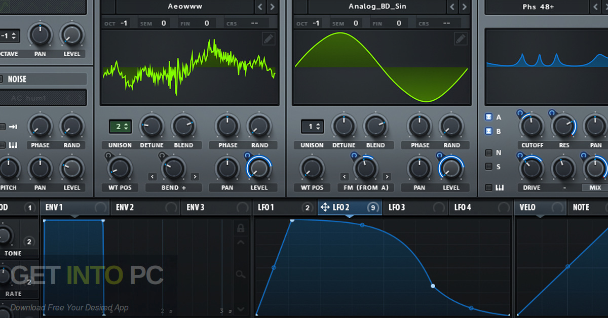 Cymatics - Nuclear for Xfer Serum (SYNTH PRESET) Offline Installer Download-GetintoPC.com
