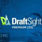 Dassault Systems DraftSight Premium 2019 Free Download-GetintoPC.com