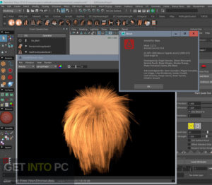 Download Ornatrix 2016 for Maya