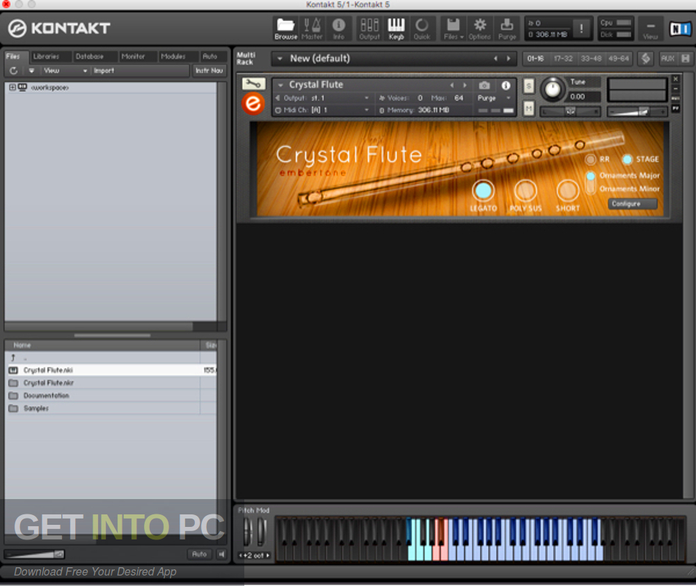 Embertone Crystal Flute (KONTAKT) Direct Link Download-GetintoPC.com