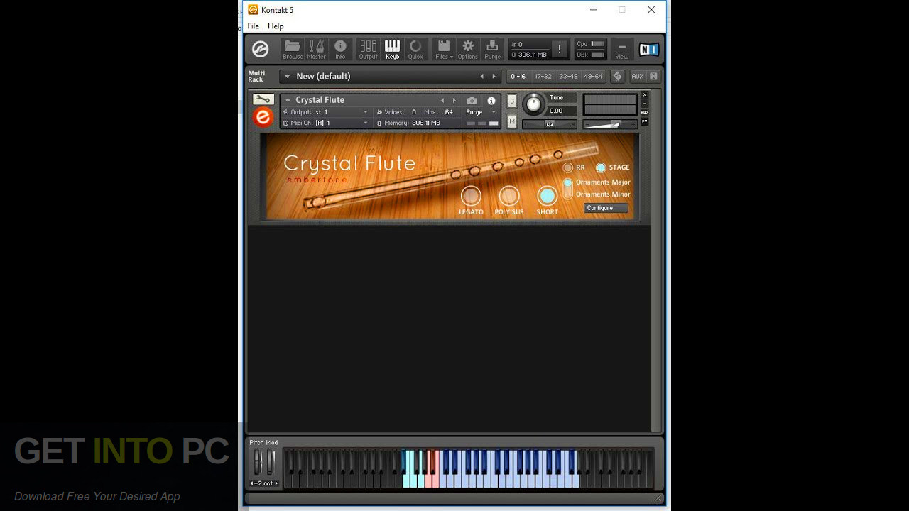 Embertone Crystal Flute (KONTAKT) Latest Version Download-GetintoPC.com