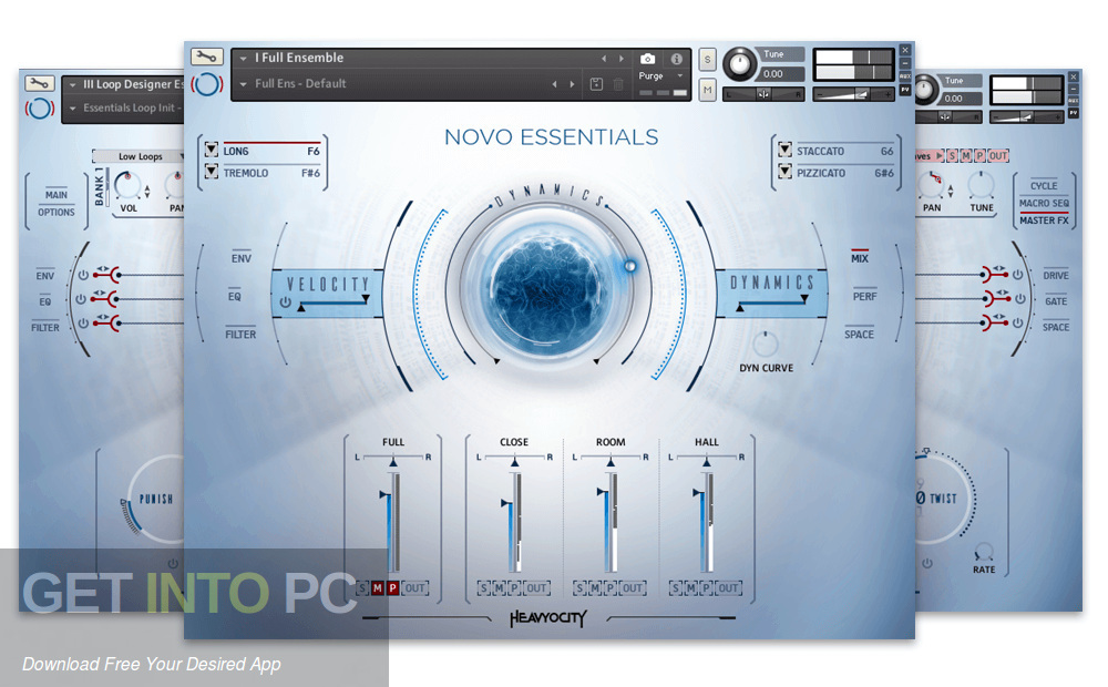 Heavyocity - NOVO Essentials (KONTAKT) Library Latest Version Download-GetintoPC.com
