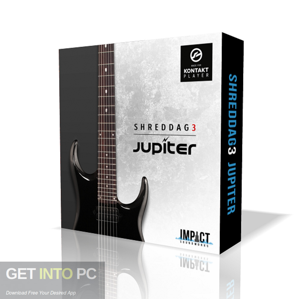 Impact Soundworks - Shreddage 3 Jupiter Kontakt Free Download-GetintoPC.com